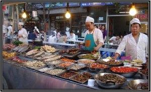 Hawker street food