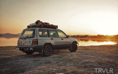 This keeps happening: Overlander Ross Ruddell finds a taste of home in Mexico