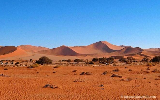 namibia sossusvlei africa natural wonders