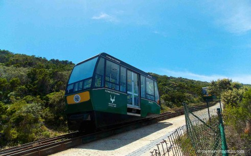 funicular cape point south africa