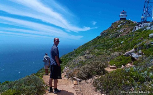 lighthouse south africa cape peninsula point