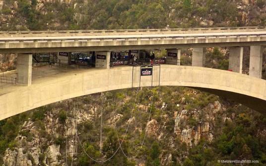 Bloukrans bungee jump south africa