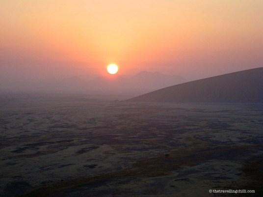 sunrise dune45 namibia sossusvlei | things to do in namibia | visit namibia