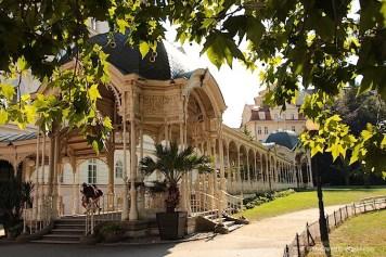 Park Colonnade Karlovy Vary Carlsbad