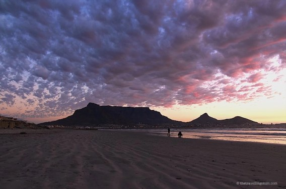 Table Mountain Cape Town Lagoon beach