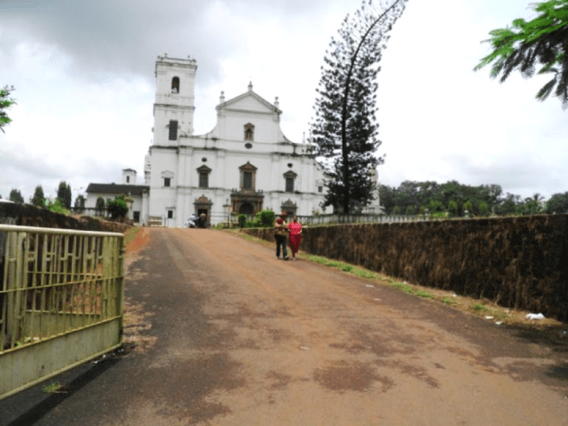 goa-church