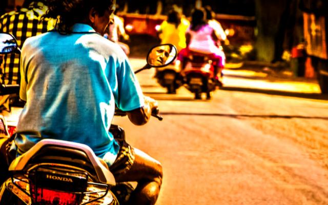 goa-bike