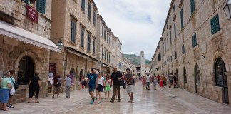free walking tour dubrovnik croatia