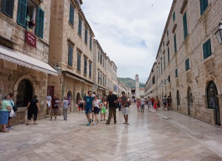 free walking tour dubrovnik croatia