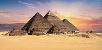 egypt tourist visa - pyramid