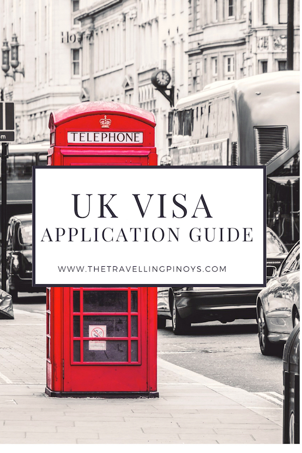 UK VISA APPLICATION GUIDE FOR FILIPINOS