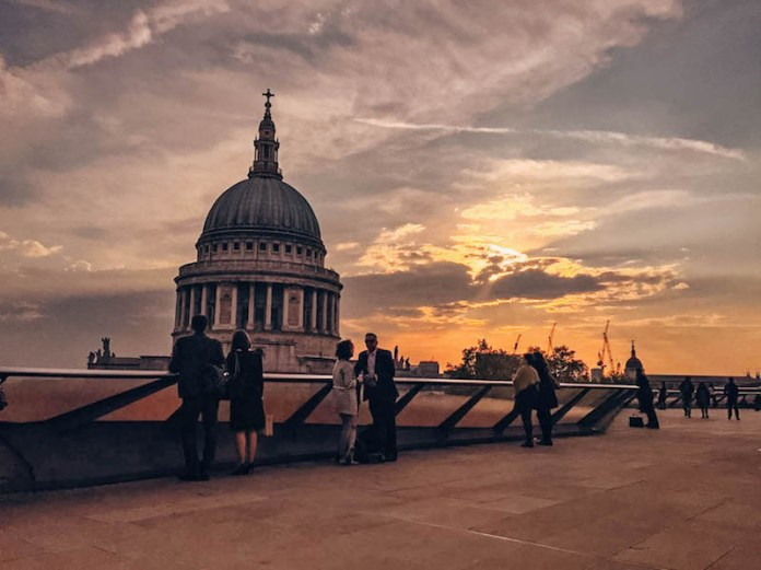 Madisons Rooftop Bar free things to do in london