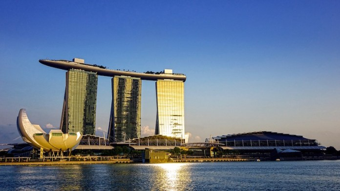 marina bay sands things to do in singapore