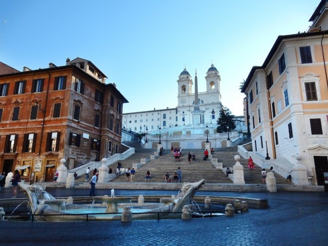 spanish steps rome free things to do in rome