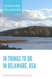 THINGS TO DO IN DELAWARE, USA