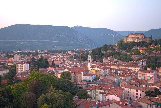 An ecotourism destination in Italy - Gorizia in Friuli-Venezia.