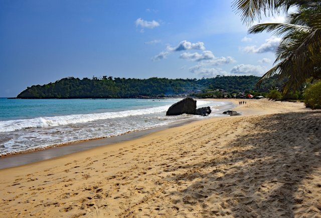 Things to do in Ghana - visit Butre beach
