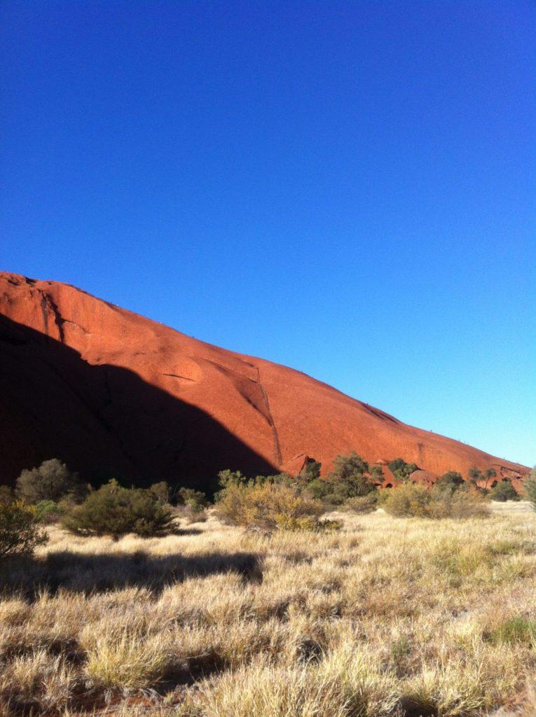 Uluru facade