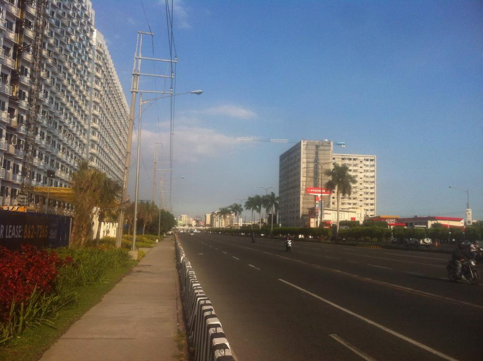 Manila street view