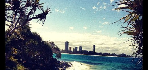 Backpacking the Gold Coast