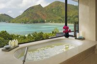 Top 10 hotel baths with a view