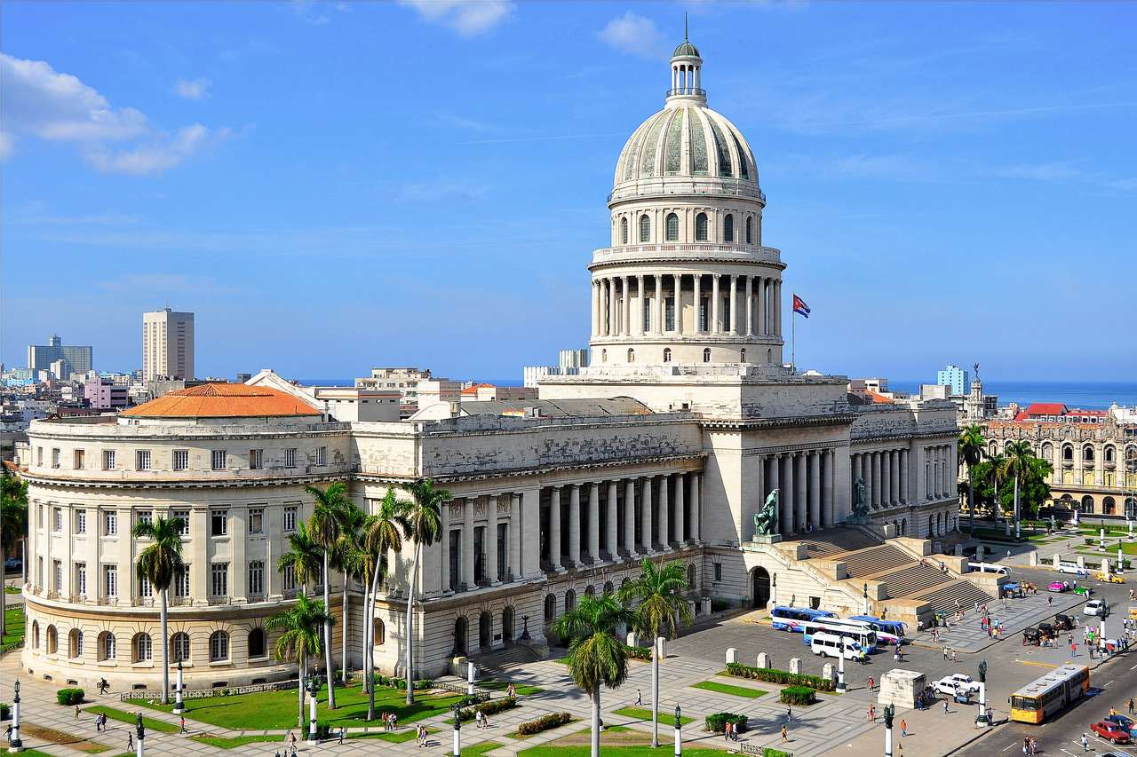 El Capitolio Havana Cuba  Travel Guide: 24 Hours in Havana El Capitolio Havana Cuba