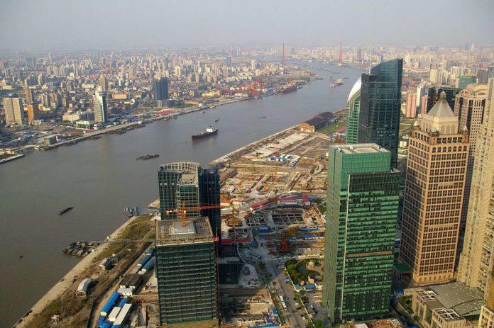 Huangpu River, Shanghai