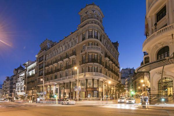 Hotel Iberostar Las Letras Gran Madrid Spain