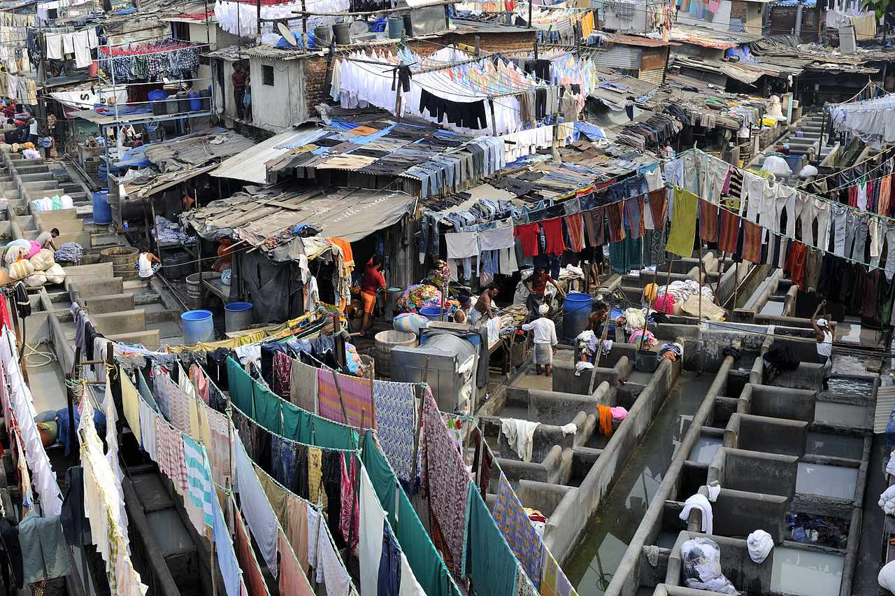 Dhobi Ghat, Mumbai  The Magical Mumbai (Bombay) – what is there to see Mumbai Dhobi Ghat