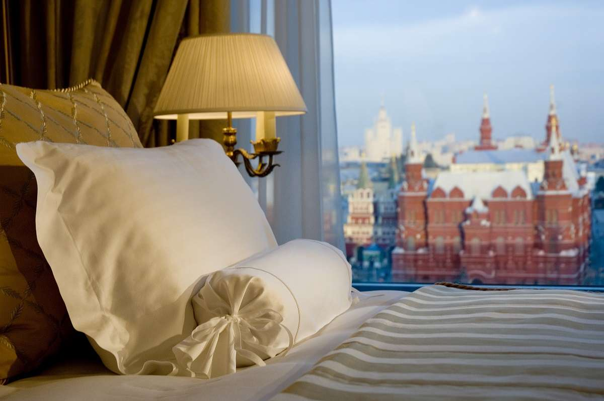 Hotel Review The Ritz Carlton Moscow