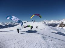 Verbier Switzerland Skiing