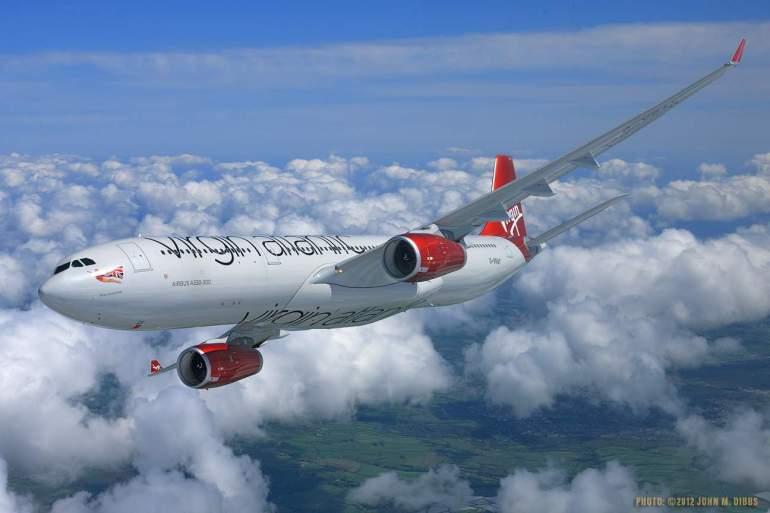 Virgin Atlantic A330 300