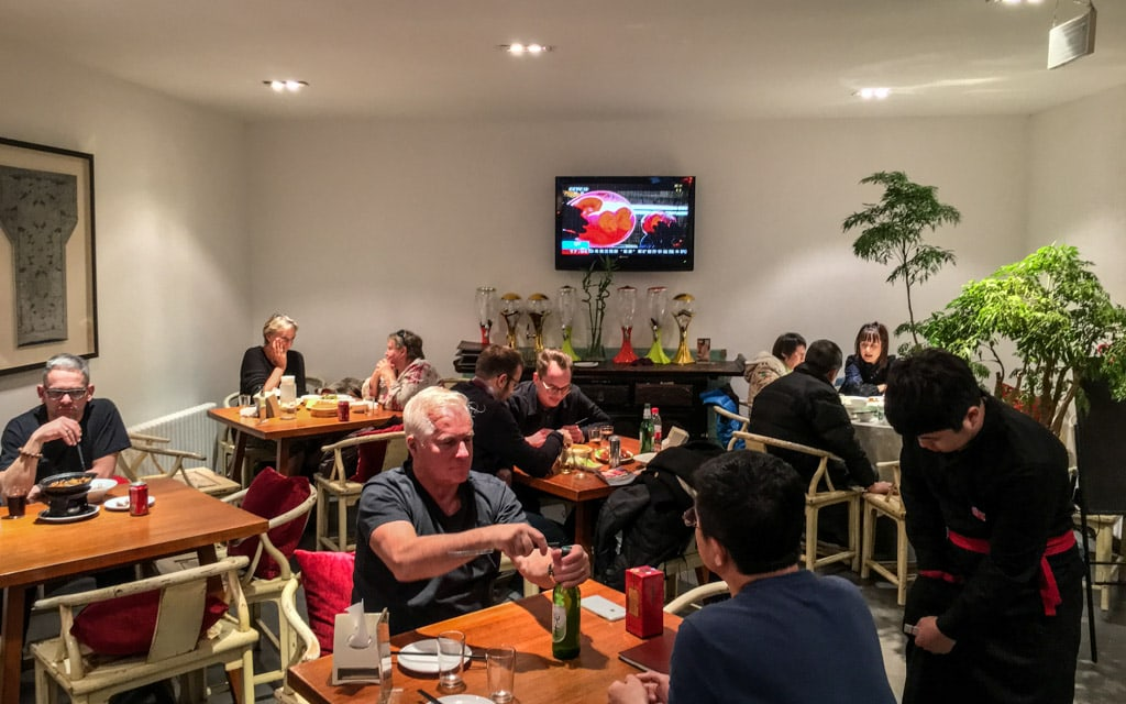 cheap deck chairs yoga ball desk chair jingzun peking duck restaurant: best roast in beijing, china