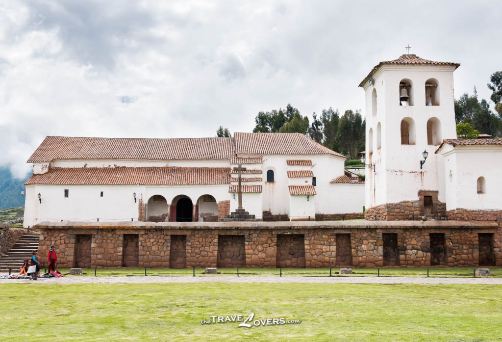 Sacred Valley Chinchero Church