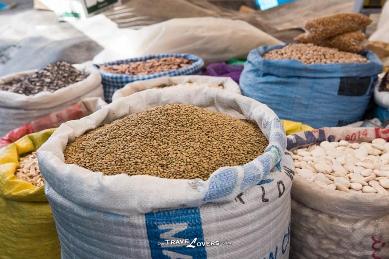 Arequipa Reality Tour Rio Seco Central Market