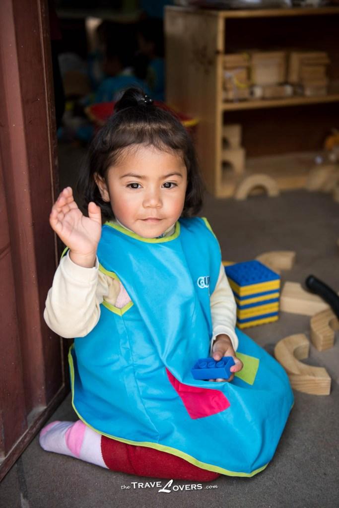 秘魯的小朋友,希望我們有機會再見!