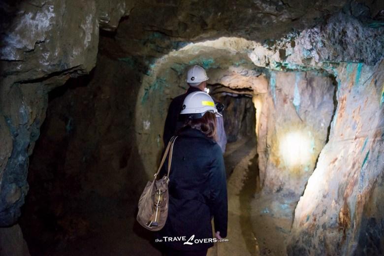 Tasmania Queenstown Mine