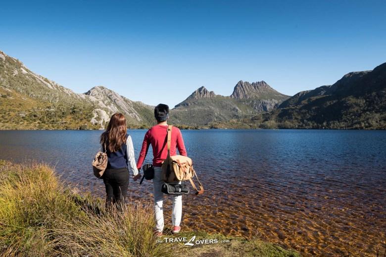 Tasmania Cradle Mountain Dove Lake