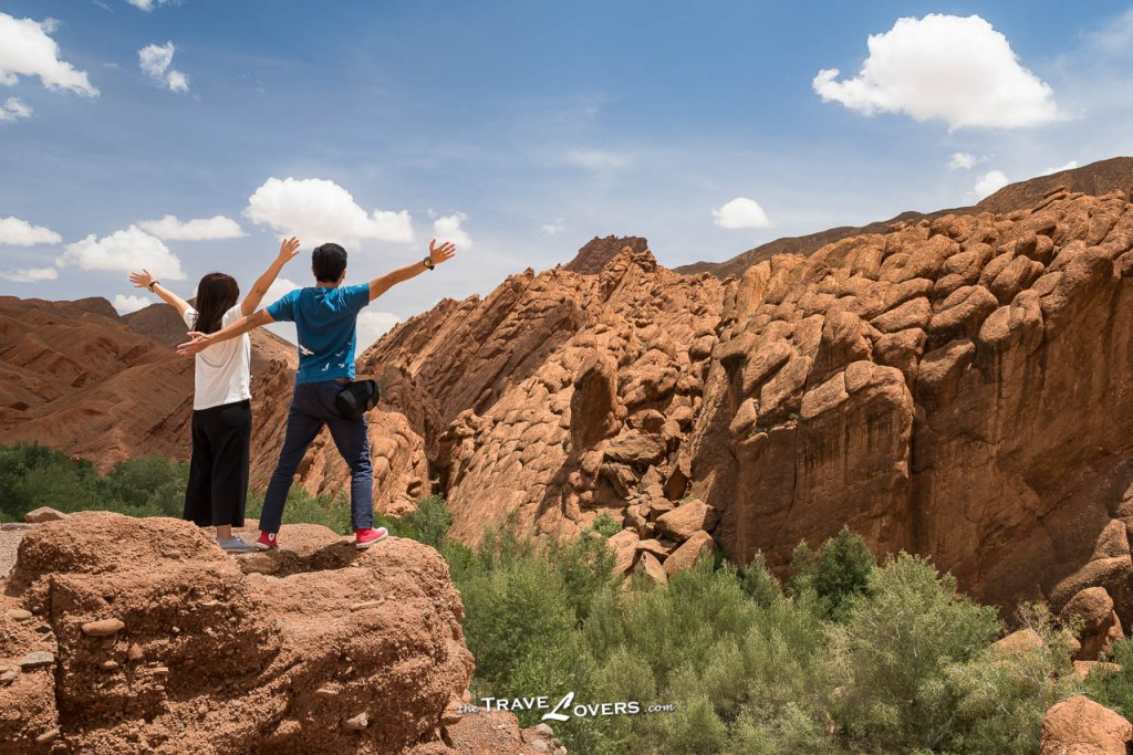 The Travel Lovers Morocco Finger Mountain
