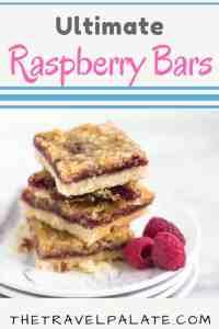 raspberry crisp bars