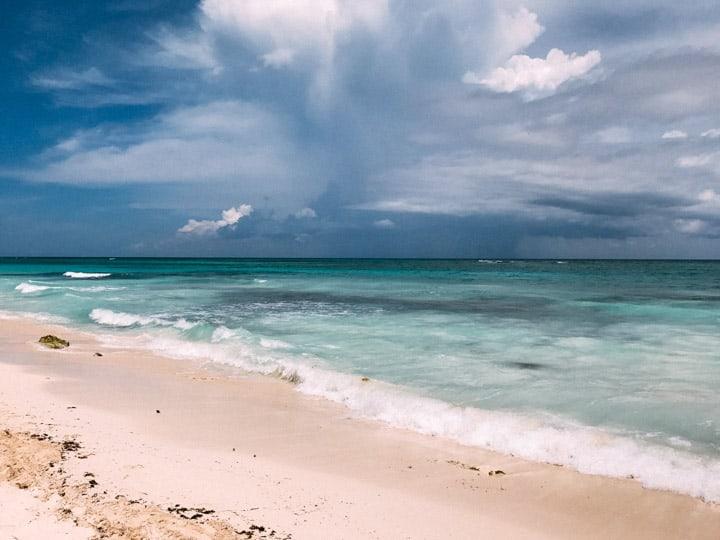 beach riviera maya mexico unico 2087