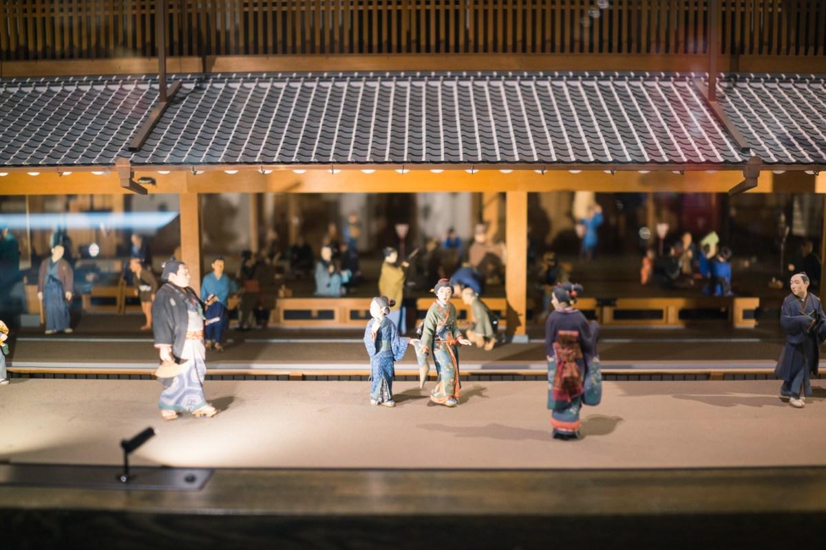 Edo Market Area