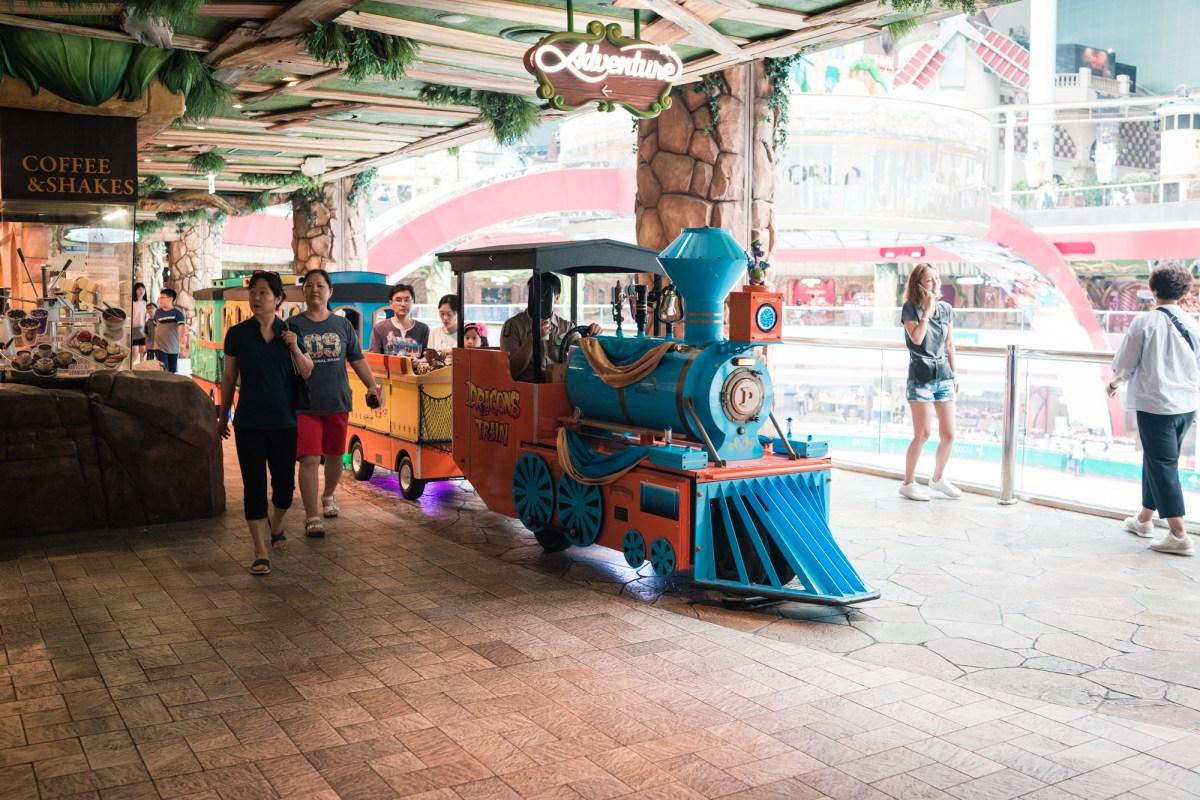 Lotte World Train