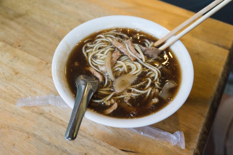 Tainan Pork Noodles