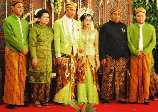 Javanese Indonesian Wedding Ceremony Batik Dress The Travel Tart Blog