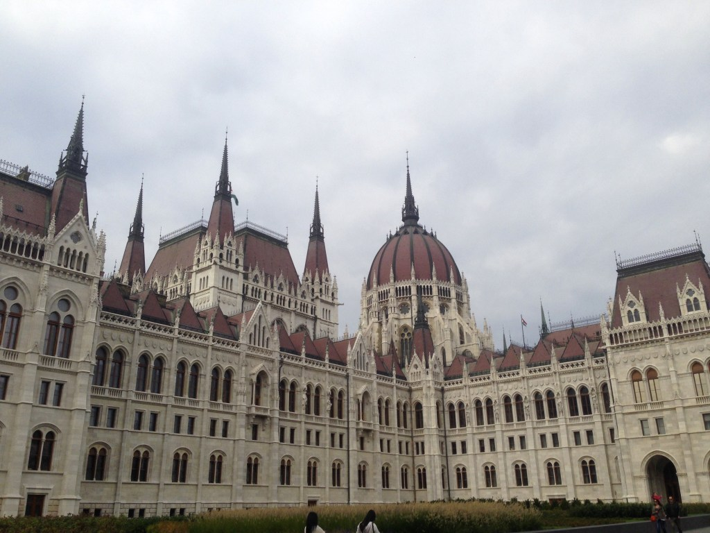 Quick Guide Budapest