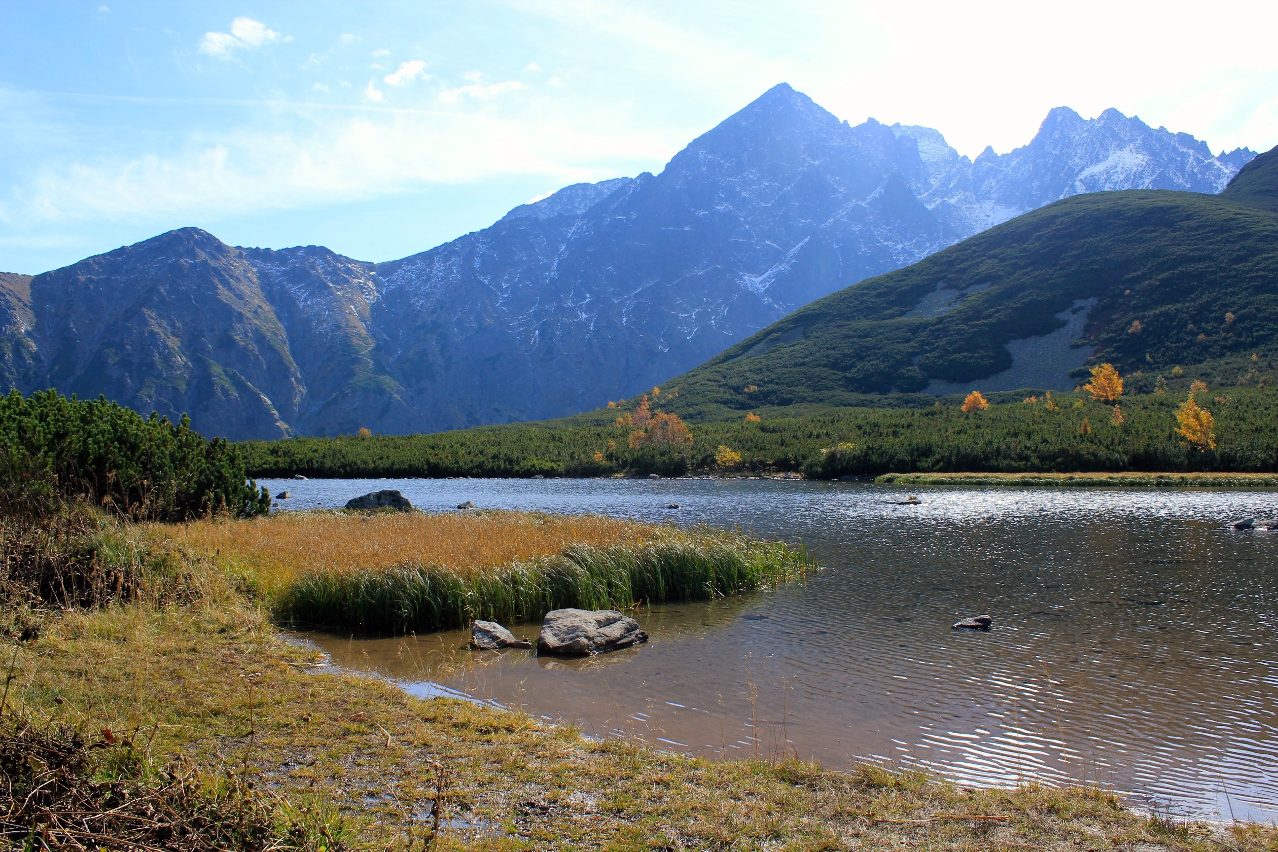 Hiking The High Tatras Mountains, Slovakia