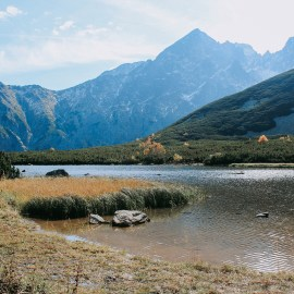 High Tatras Hiking