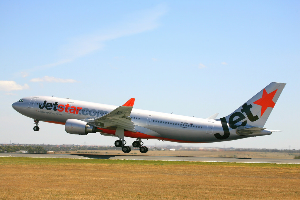Jetstar Birthday Sale