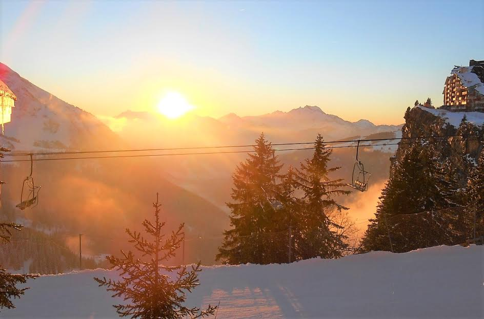 Avoriaz Winter